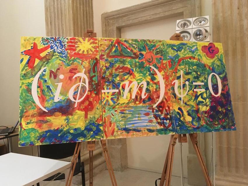 Opera realizzata dai partecipanti  al Convegno dibattito tenutosi a Lecce il 29 giugno presso il Convitto Palmieri
