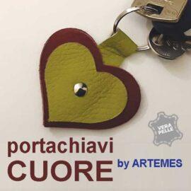 PORTACHIAVI CUORE ARTEMES